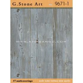 Giấy dán tường G.Stone Art 9671-1