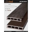 Sàn gỗ Awood AD150x25-3D-Socola