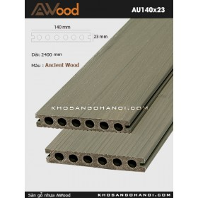 Sàn gỗ Awood AU140x23-Ancient Wood