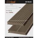 Sàn gỗ Awood SD150x23-Coffee