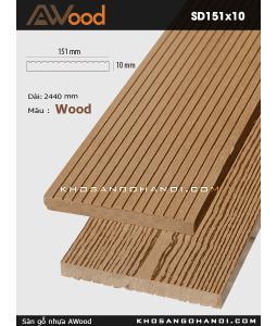 Sàn gỗ Awood SD151x10-Wood