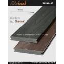 Sàn gỗ Awood SU140x23-Charcoal