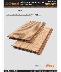 Sàn gỗ Awood GW-OP3-Wood