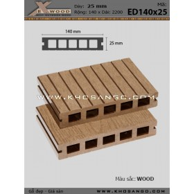 Sàn gỗ Exwood ED140x25-5-wood