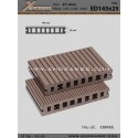 Sàn gỗ Exwood ED145x25-8-coffee
