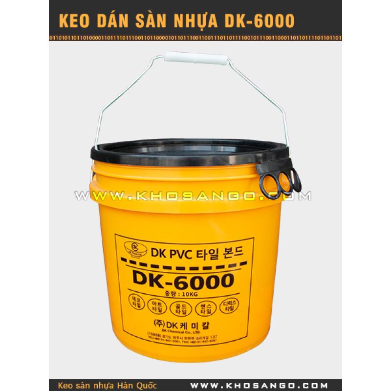 Vinyl Floor Glue Glue Dk 6000