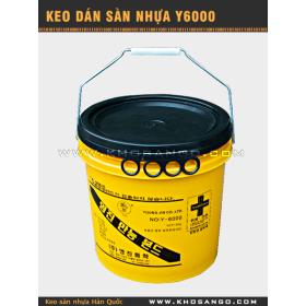 Keo dán sàn nhựa Y6000