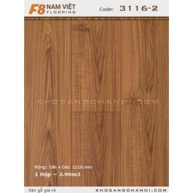 Sàn gỗ Nam Việt F8 3116-2