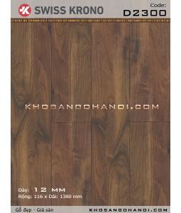 Sàn gỗ Kronoswiss D2300 12mm