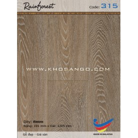 Sàn gỗ Rainforest 315