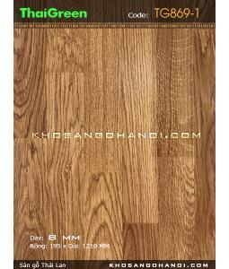 Sàn gỗ ThaiGreen TG869-1