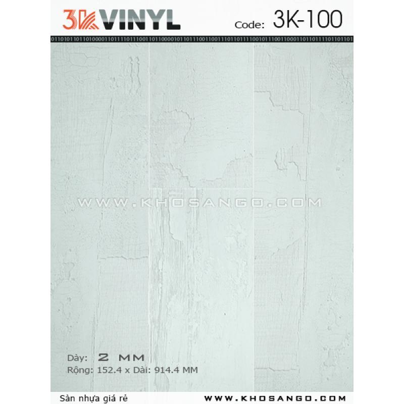 3k Vinyl Flooring K100