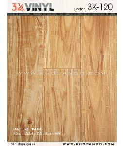 3K Vinyl Flooring K120
