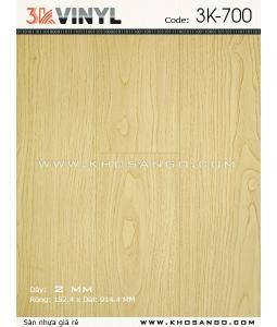 3K Vinyl Flooring K700