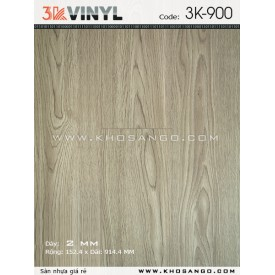 Sàn nhựa 3K Vinyl K900