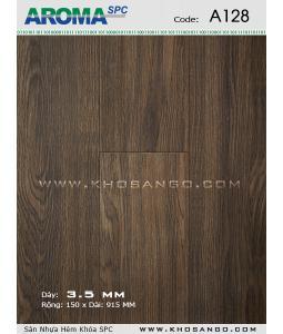 Sàn nhựa Aroma SPC A128