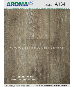 Sàn nhựa Aroma SPC A134