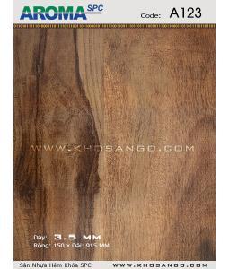 Sàn nhựa Aroma SPC A123