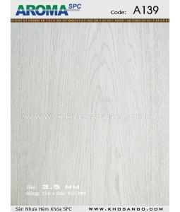 Aroma SPC Flooring A139