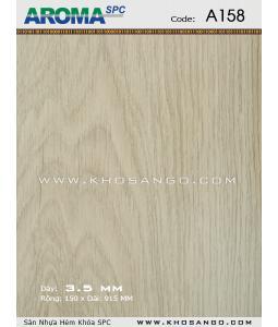 Sàn nhựa Aroma SPC A158