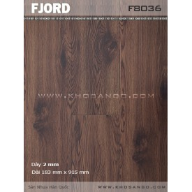 Sàn nhựa Fjord FJ8036