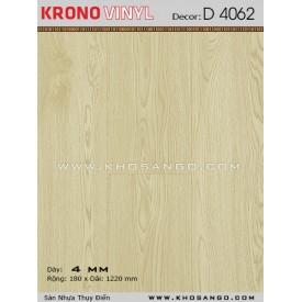 Sàn nhựa Krono Vinyl D4062
