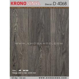 Sàn nhựa Krono Vinyl D4068