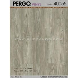 Sàn nhựa Pergo 40055