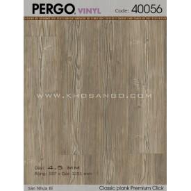Sàn nhựa Pergo 40056