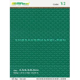 Sàn nhựa Thể Thao Railflex Y2