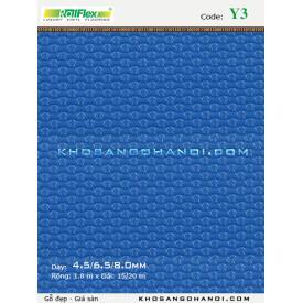 Sàn nhựa Thể Thao Railflex Y3