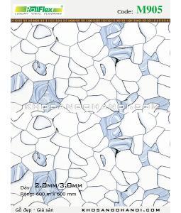 Sàn nhựa Railflex chống tĩnh điện M905