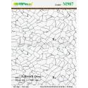 Sàn nhựa Railflex chống tĩnh điện M907