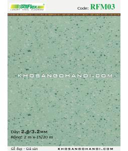 Sàn nhựa Railflex dạng cuộn RFM03