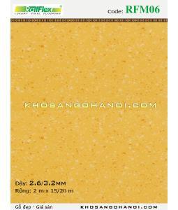 Sàn nhựa Railflex dạng cuộn RFM06