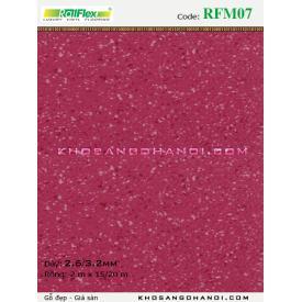 Sàn nhựa Railflex dạng cuộn RFM07