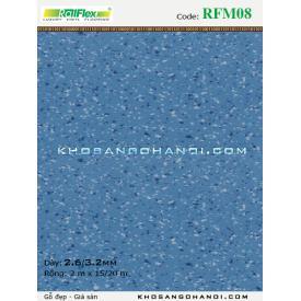 Sàn nhựa Railflex dạng cuộn RFM08