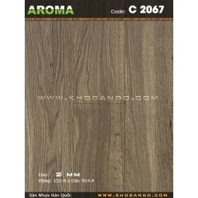 Sàn nhựa Aroma C2067