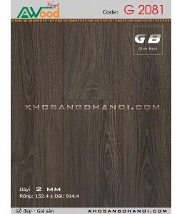 Sàn nhựa Awood Vinyl G2081