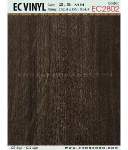 Sàn nhựa EC Vinyl EC2802