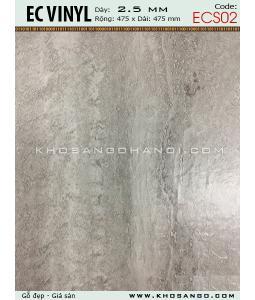 Sàn nhựa EC Vinyl ECS02