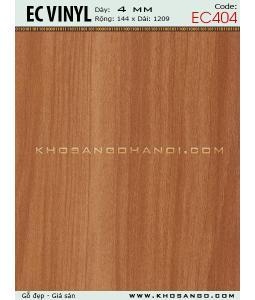 Sàn nhựa hèm khoá EC Vinyl EC404