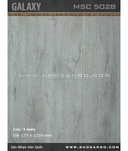 Sàn nhựa Galaxy MSC5028
