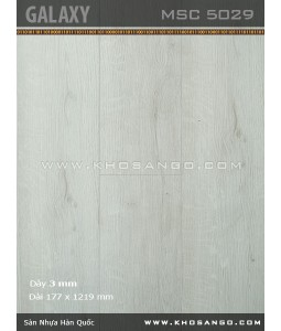 Sàn nhựa Galaxy MSC5029