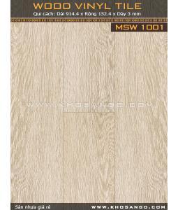 Sàn nhựa Galaxy MSW1001