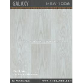 Sàn nhựa Galaxy MSW1006