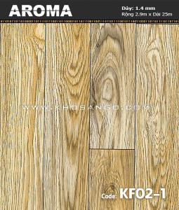 Sàn vinyl cuộn AROMA KF02-1