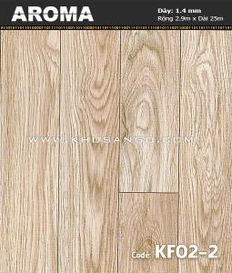 Sàn vinyl cuộn AROMA KF02-2