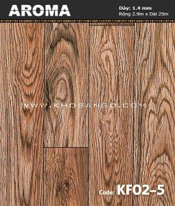 Sàn vinyl cuộn Aroma KF02-5