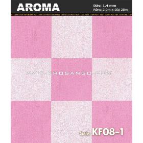 Sàn vinyl cuộn Aroma KF08-1